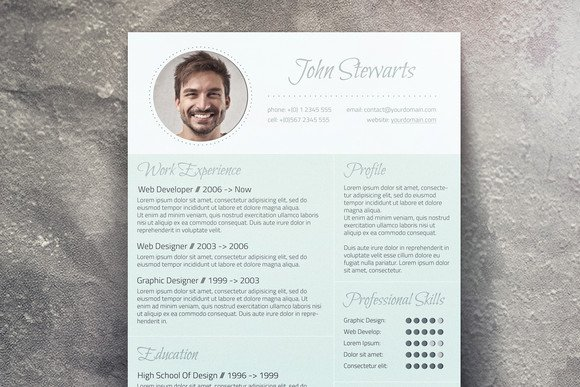 free fancy resume templates collection professional