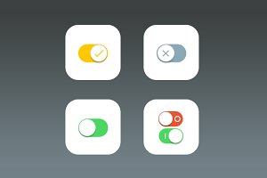 iOS Setting Icons