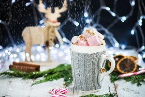 Xmas and Hot Chocolate