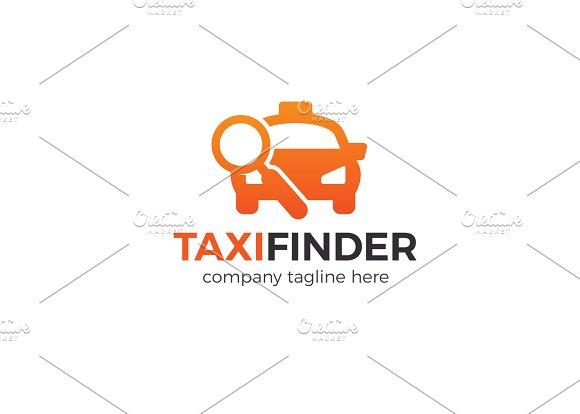 Taxi Finder Logo