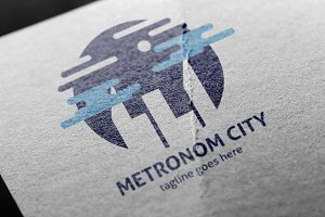 Metronom City Logo