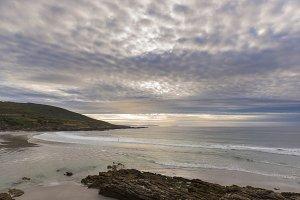 Beach of Caion.