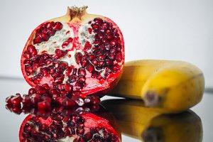 Vitamin boom - banana, pomegranate 3