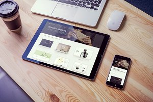 iPad Pro Mockups v2
