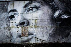 Beautiful Icelandic street art