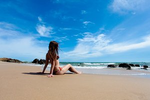 fantastic tropical ocean