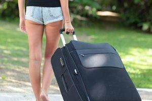 a suitcase