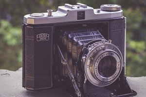 Zeiss Ikon - Nettar Film Camera