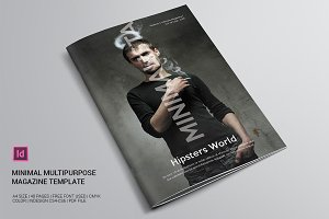 Minimal Multipurpose Magazine