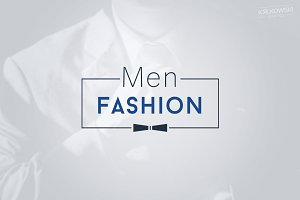 Men Fashion Minimalistic Logo