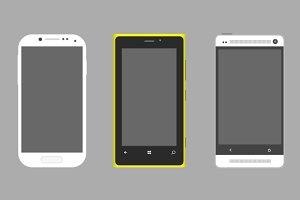 Smartphone Mockup Pack