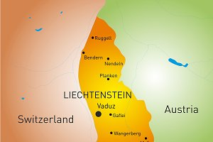 Liechtenstein country