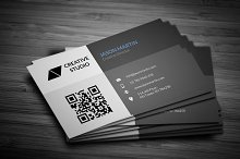 Creative Metro Business Card