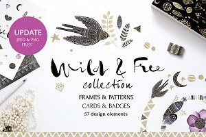 Wild&Free collection