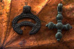pagan and Christian symbols