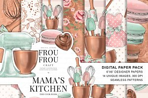 Mama's Kitchen Paper Pack