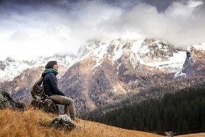 Travel to Alps