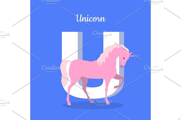 Fantastic Animals Alphabet
