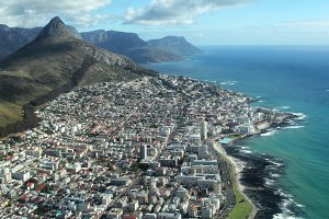 Lion's Head and Seapoint