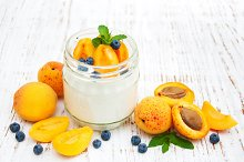 Sweet yogurt