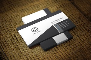Blackeo Business Card Template