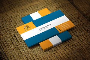 Colorio Business Card Template