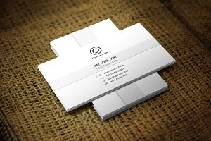Glogio Business Card Template