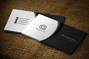 Graol Business Card Template