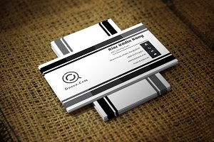 Gravix Business Card Template
