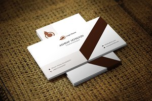 Grovio Business Card Template