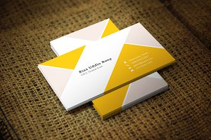 Oranio Business Card Template