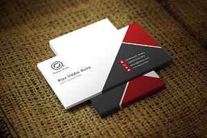 Redli Business Card Template