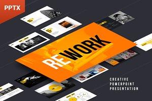 Rework PowerPoint Presentation