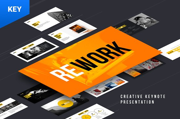 Rework Keynote Presentation in Keynote Templates - product preview 13