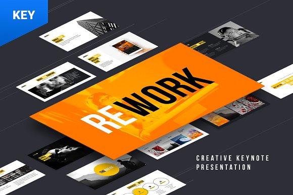 Rework Keynote Presentation