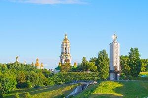Kiev landmarks, Ukraine