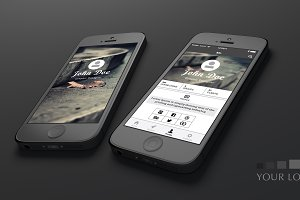 IPhone Mock-Ups