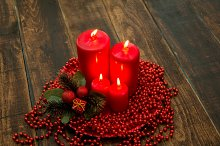 Candles for Christmas