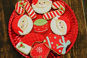 Cookies for Christmas