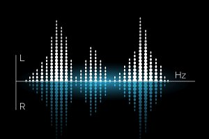 Equalizer digital sound design