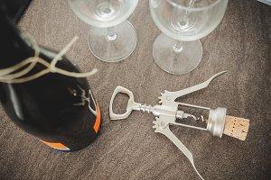 Opening wine #3