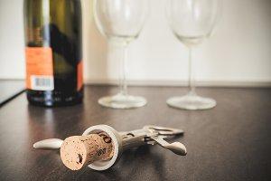 Opening wine #4