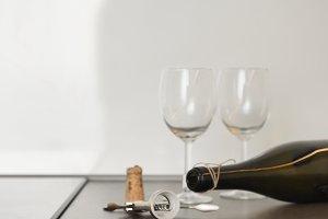 Opening wine #9