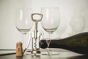 Opening wine #10