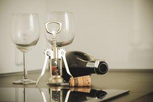 Opening wine #11