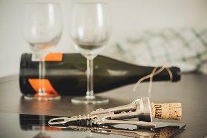 Opening wine #13