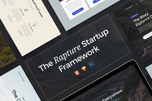 The Rapture Startup Framework