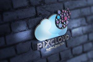 Pixcloud Logo