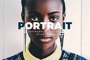 15% off - Portrait Lr Presets Vol.1