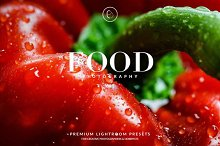 Food Lightroom Presets Vol.3